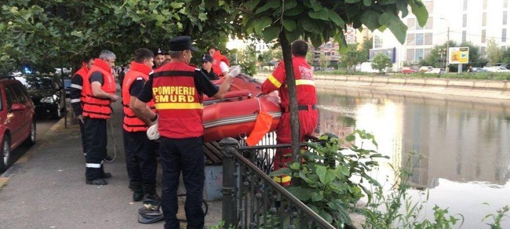 Tragedie! Un cunoscut suporter al lui Dinamo s-a inecat in Dambovita incercand sa salveze un adolescent de 16 ani!