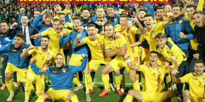 ROMANIA - ANGLIA, la EURO U21   Selectionerul Angliei:  Toata lumea vorbeste despre Puscas si Ianis Hagi, dar alta este forta romanilor