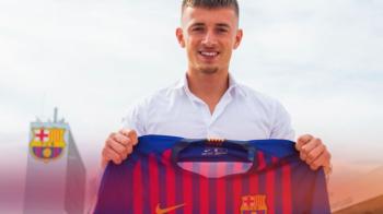 Un NOU transfer pentru Barcelona! A semnat astazi si are clauza de reziliere de 100 de milioane de euro! Cine este jucatorul care vine sub comanda lui Valverde