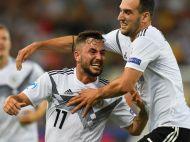 GERMANIA - SERBIA 0-0 LIVE, la EURO U21   Germania poate face pasul catre calificarea in semifinale, sarbii lui Jovic vor sa razbune debutul cu infrangere
