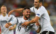 GERMANIA - SERBIA 6-1, la EURO U21 | Germania face scorul turneului final si se gandeste la semifinale. Sarbii, in genunchi