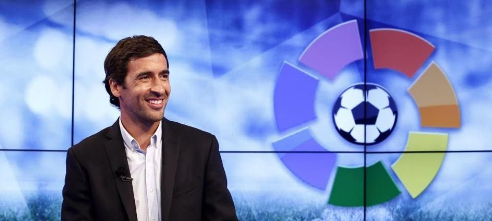 OFICIAL: Raul, antrenor la Real Madrid! Fostul atacant de legenda de pe Bernabeu a semnat