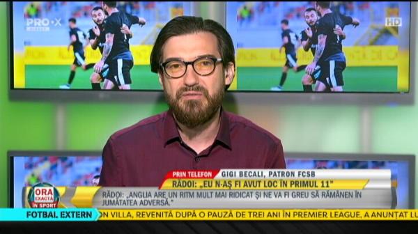 """Singurul mare transfer pregatit de FCSB in vara! Becali a facut anuntul: """"Nu am cu cine sa-l schimb pe Coman!"""""""