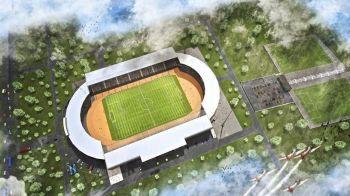 "Echipa din Liga 1 care isi face stadion de 15.000.000 euro, inspirat dupa modelul unei arene din Anglia! ""O sa fie cochet, acoperit"""