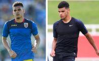 "ROMANIA - ANGLIA U21: Ianis Hagi are un ""geaman"" in echipa Angliei. Cei doi au trasaturi ale fetei asemanatoare. FOTO"