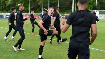 ROMANIA U21 - ANGLIA U21 | Jucatorul de 60 de milioane care sta in calea echipei lui Mirel Radoi! A fost peste Messi si Hazard in sezonul trecut