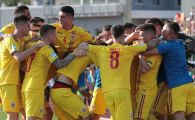 "ROMANIA U21 4-2 ANGLIA U21 | ""Eu sa vorbesc? Eu?! Acum?"" Reactia fantastica a lui Razvan Marin dupa Romania - Anglia"