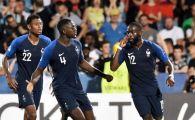 FRANTA U21 - CROATIA U21 1-0 | Dembele marcheaza unicul gol! Un egal la Franta - Romania le califica pe amandoua in semifinale
