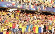 Gestul care nu s-a vazut in fata camerelor! Contra, NEBUN dupa Romania in tribune! Ce a facut :)