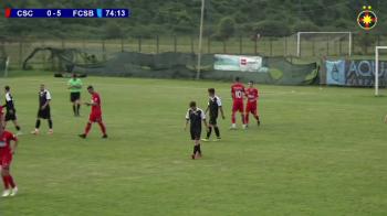 Cel mai tanar jucator din lotul lui Bogdan Andone, super-faza la golul de 5-0 si dubla in primul amical al verii! Cine e pustiul de 16 ani in care isi pun sperantele cei de la FCSB