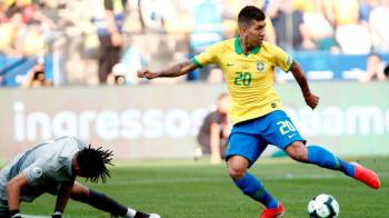 Brazilia a distrus Peru cu 5-0 si e in sferturi in Copa America! GOL NEBUN marcat de Firmino. VIDEO