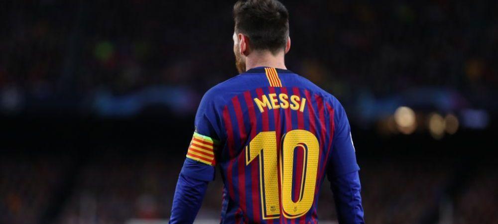 De ce Lionel Messi nu a ajuns niciodata la Real Madrid! Un oficial de pe Bernabeu a dat cartile pe fata