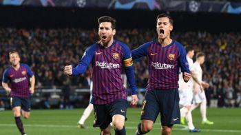 Lovitura pentru PSG! Barcelona va prezenta marti un nou transfer: ajunge pe Camp Nou si semneaza pe patru ani