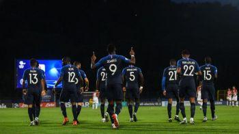 """Declaratie razboinica a unui jucator francez inainte de duelul cu Romania: """"Noi trebuie sa castigam grupa!"""" Romanul de care se teme cel mai mult selectionerul Frantei la EURO U21"""