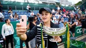 Nou lider mondial in tenis! Barty a castigat trofeul la Birmingham si a depasit-o pe Naomi Osaka! Pe ce loc va fi Simona Halep de maine