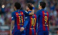 Neymar i-a anuntat pe Messi si Suarez de decizia sa finala! Cele 3 cuvinte pe care le-a scris pe WhatsApp
