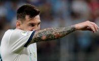 DEZASTRU amanat pentru Argentina, care se califica dupa 2-0 cu Qatar! Ratare ULUITOARE a lui Messi! Cum a putut sa dea din cativa metri