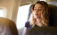 """Patania unei femei care a adormit in avion in timpul zborului: """"Am crezut ca e un cosmar"""""""