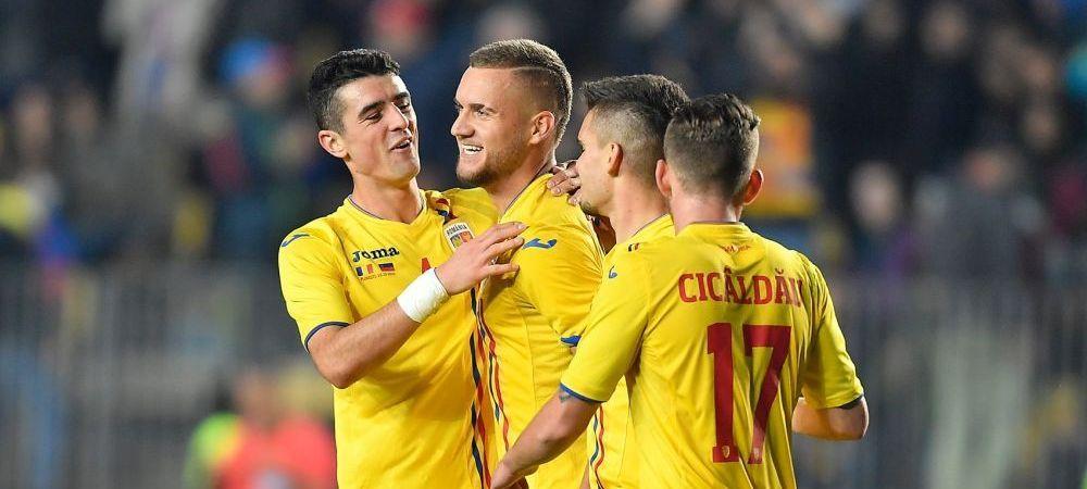 ROMANIA U21 - FRANTA U21, LIVE 22:00 | Romania, ca si calificata in semifinale: chiar si cu un esec ne calificam! Cum mai putem fi eliminati si cum arata ECHIPA LUI RADOI