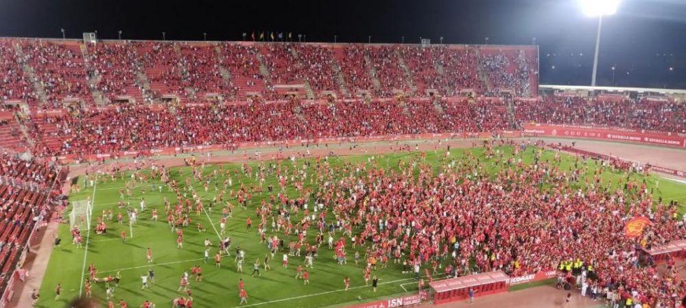 Promovare dramatica in Spania! Deportivo a batut-o cu 2-0 pe Mallorca in turul barajului pentru La Liga, dar returul a fost unul absolut socant! Ce s-a intamplat