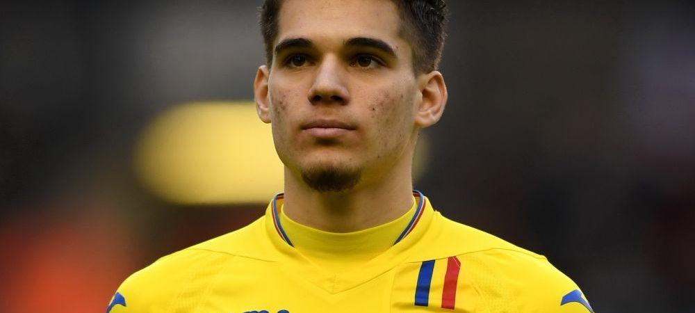 Marca anunta un transfer URIAS pentru Ianis Hagi dupa EURO 2019