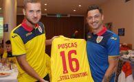 George Puscas, record istoric pentru Romania U21! Ce cota are sa devina golgheter la EURO 2019. VIDEO
