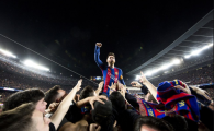Leo Messi, 32 de ani! 32 de imagini MEMORABILE din cariera omului care a spart toate recordurile in fotbal. FOTO