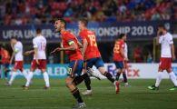 EURO 2019: Jucatorul U21 a carei cota a ajuns la 50 de milioane euro! Nu e Florinel Coman :)