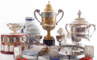 Incredibil! Toate trofeele lui Boris Becker, scoase la licitatie pentru plata datoriilor! A castigat peste 20 mil € din tenis, acum e falit
