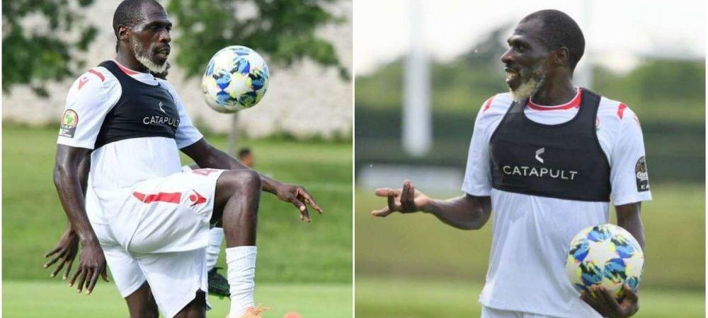 """Jucatorul din Kenya care a socat la Cupa Africii: """"Pare mult mai batran de 26 de ani!"""" FOTO"""