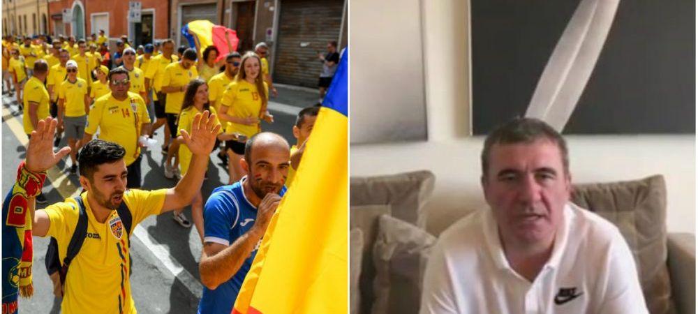 "EURO 2019: Mesajul lui Hagi in ziua meciului cu Franta U21: ""Sa faceti romanul fericit, sa iasa in strada!"" VIDEO"