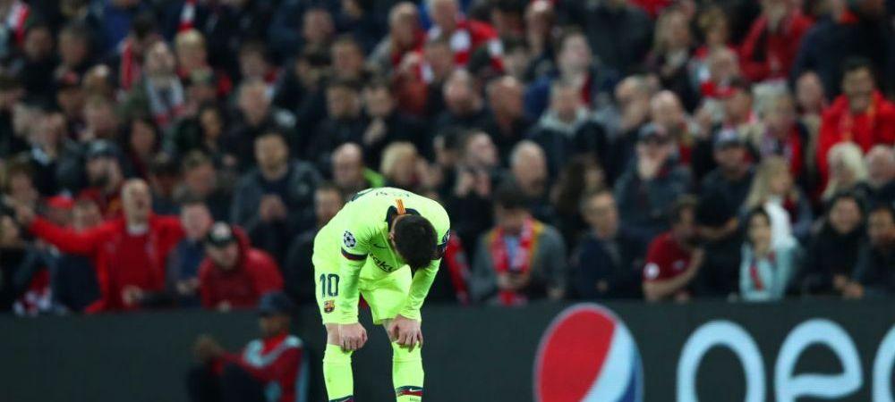 """Messi, DISTRUS de Van Gaal! """"E responsabil pentru ce se intampla la Barcelona!"""" Fostul antrenor al catalanilor l-a pus la zid pe starul argentinian"""