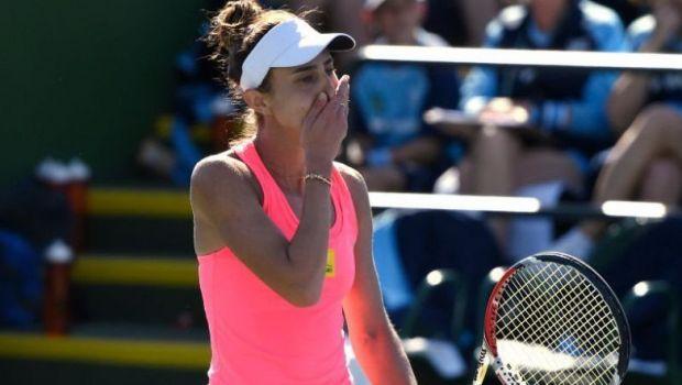 Mihaela Buzarnescu, invinsa de Jelena Ostapenko in primul tur la Eastbourne