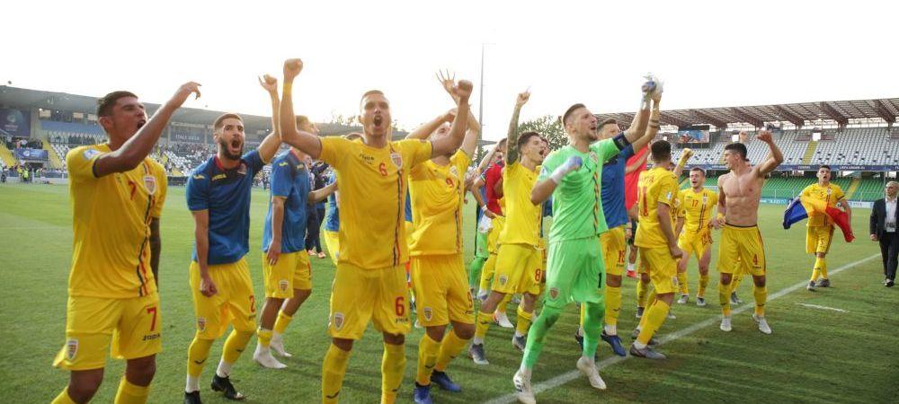 ROMANIA U21 - GERMANIA U21 SEMIFINALA EURO U21   Unde se joaca partida si care e ora de start! Nemtii, cote uluitoare