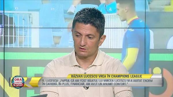 """Lucescu surprinde: """"Generatia asta nu poate fi salvarea fotbalului romanesc! Ne legam foarte tare de ei pentru ca nu avem alte rezultate!"""""""