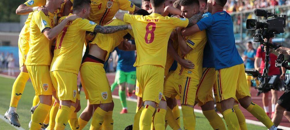 "ROMANIA U21 - FRANTA U21 0-0 | Nedelcu crede ca putem invinge Germania in semifinale! ""Putem sa ne batem cu zecile lor de MILIOANE de euro"""