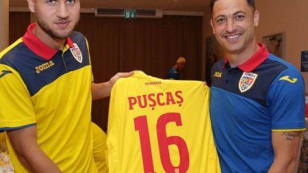 ROMANIA U21 - FRANTA U21 |  Chiar si daca o sa joc intr-un picior, o sa dau totul cu Germania  Declaratia lui Puscas dupa calificarea miraculoasa in semifinale