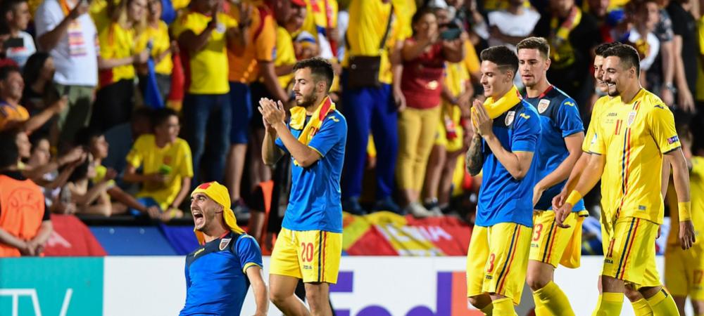 """ROMANIA U21 - GERMANIA U21, JOI SEMIFINALELE EURO U21   Jucatorii nationalei lui Radoi sunt siguri: """"Ii eliminam si pe nemti!"""""""