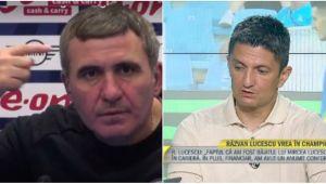 """EURO 2019: Gica Hagi, mesaj dur pentru Razvan Lucescu: """"Sa se duca la pistolarul lui! A gresit flagrant"""" Mesajul care l-a inflamat"""