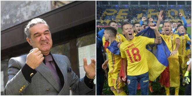 EXCLUSIV | Becali a sunat un patron din Liga 1 dupa meciul Romaniei:  Il vreau! Cat costa?!  Telefonul pe care l-a dat prea tarziu:  S-a transferat deja