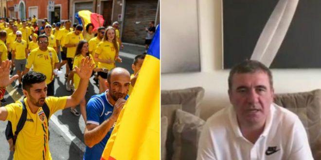 EXCLUSIV |  Cu ei jucam finala EURO!  Gica Hagi a facut deja predictiile pentru semifinale si crede ca Romania se va lupta pentru marele trofeu