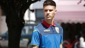 L-au ratat pe Ianis Hagi si s-au reorientat catre Dennis Man! AVALANSA de oferte pentru pustii de la Romania U21