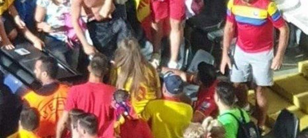 Radoi a intervenit dupa ce iubita lui Manea a fost BATUTA la finalul meciului cu Franta! Discutie de ultima ora cu FRF: ce le-a transmis sefilor