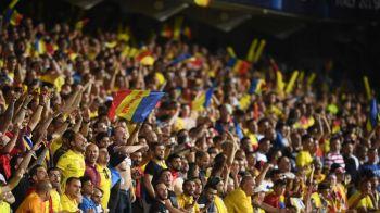 ROMANIA - GERMANIA: S-au pus in vanzare biletele pentru semifinala EURO U21! Cate tichete au primit romanii