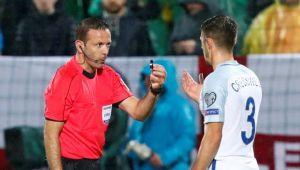ROMANIA - GERMANIA: UEFA a anuntat arbitrul partidei. Brigada din Israel in semifinala EURO U21!