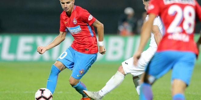 Lecce a dat lovitura cu Romario Benzar!  Prima reactie din Italia dupa transferul fundasului de la FCSB