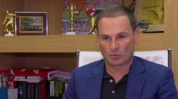 """Negoita e suparat si vrea sa vanda Dinamo cat mai repede: """"Ori suntem barbati, ori suntem gainari!"""" Atac subtil al patronului dinamovist"""