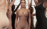 Tinuta SEXY purtata de Kim Kardashian a revoltat o tara intreaga. Cum s-a afisat in public, fara jena