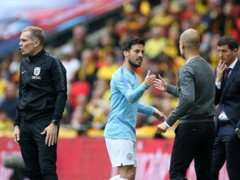 """Lovitura pentru Guardiola! Primul jucator care se va desparti de Manchester City! """"E de ajuns"""""""