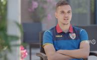 EURO U21: Cristi Manea, primul interviu dupa incidentul in care a fost implicata iubita sa! Mesaj pentru suporteri